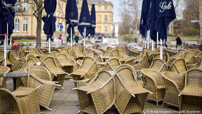 یکسوم هتلها و رستورانهای آلمان در معرض خطر ورشکستگی