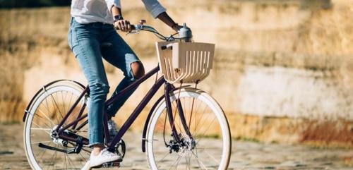 ساخت دوچرخه از کپسول های قابل بازیافت قهوه