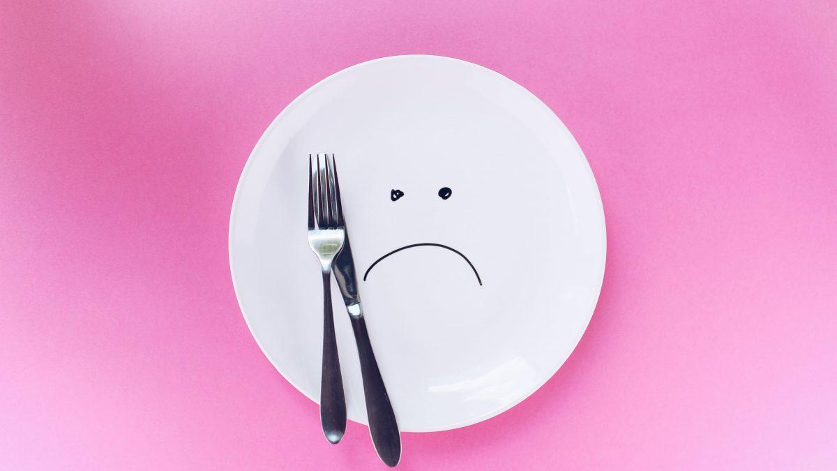 چطور بدون تحمل گرسنگی لاغر شویم؟