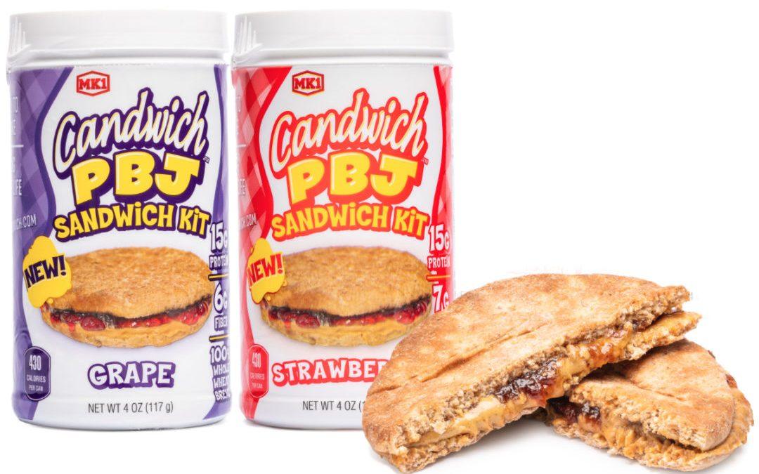 یک شرکت غذایی جدید ساندویچ را در قوطی عرضه می کند